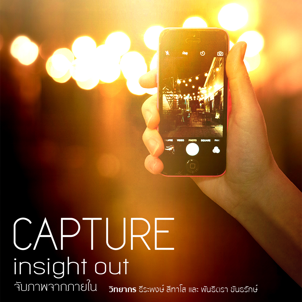 Capture insight out